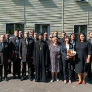 Благотворительный концерт в Воронежском областном доме-интернате милосердия для престарелых и инвалидов | МОО «Союз православных женщин»