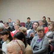 Впоселении Тополево состоялась «Школа Матери» | МОО «Союз православных женщин»
