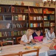 О создании Святоотеческой библиотеки | МОО «Союз православных женщин»