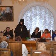 Общее собрание членов Международной общественной организации «Союз православных женщин» | МОО «Союз православных женщин»