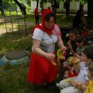 Детский праздник в школе-интернате с. Попенки | МОО «Союз православных женщин»