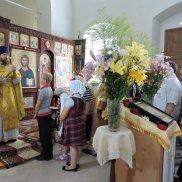 В сельском Любышском храме на Брянщине | МОО «Союз православных женщин»