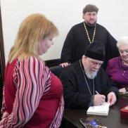 Творческая встреча с русским писателем протоиереем Николаем Агафоновым | МОО «Союз православных женщин»