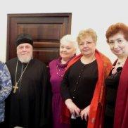 Творческая встреча с русским писателем протоиереем Николаем Агафоновым   МОО «Союз православных женщин»