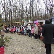 Новогоднее представление «Дед Мороз и его друзья» в Ставрополе   МОО «Союз православных женщин»