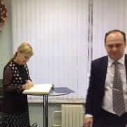 Визит Смоленской делегации в Гомельскую епархию | МОО «Союз православных женщин»