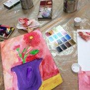 Урок рисования для детей (Ставропольский край) | МОО «Союз православных женщин»
