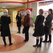 Встреча в гимназии | МОО «Союз православных женщин»