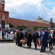 Мемориальная акция памяти великого патриота Отечества, посвященная 400-летию со дня кончины Кузьмы Минина | МОО «Союз православных женщин»