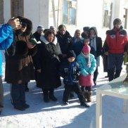 Благословение Николая Чудотворца и Российская экспедиция вокруг зимнего Иссык-Куля | МОО «Союз православных женщин»
