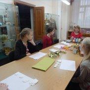Мастер-класс в преддверии православной выставки в Ставрополе | МОО «Союз православных женщин»