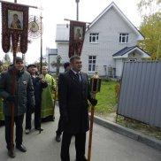 Крестный ход, посвященный св. Гавриилу Мелекесскому | МОО «Союз православных женщин»