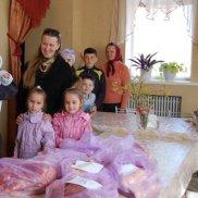 Женсовет Воронежской и Борисоглебской епархии распространил благотворительную помощь | МОО «Союз православных женщин»