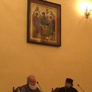 Посещение протопресвитера Георгия Марнеллоса регионального отделения МОО «Союз православных женщин» в Самарской области   МОО «Союз православных женщин»