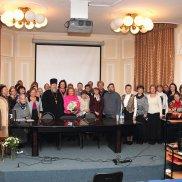 Отчет Общества во имя святой равноапостольной княгини Ольги за 2013 год | МОО «Союз православных женщин»
