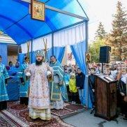 Детский крестный ход и выставка «Православная станица» в Пензе | МОО «Союз православных женщин»