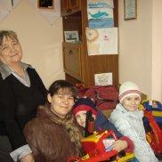 Гуманитарная помощь отдаленным районам Воронежской области | МОО «Союз православных женщин»