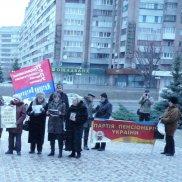 Православные жители Луганска смело выступили в защиту духовной основы восточно-православной цивилизации | МОО «Союз православных женщин»