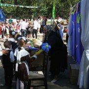 Последний звонок в школе-интернате с. Парканы | МОО «Союз православных женщин»