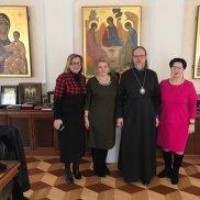 Открытие выставки «Венценосная семья» в Рязани | МОО «Союз православных женщин»
