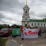 «Марш колясок» | МОО «Союз православных женщин»