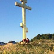 Реализация проекта «Поклонные кресты» в Самарской области   МОО «Союз православных женщин»