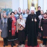 Визит московских педагогов в Тамбовскую область | МОО «Союз православных женщин»
