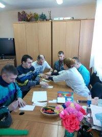 Посещение психоневрологического интерната (Архангельская область)