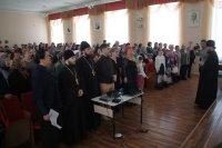 Отчетное совещание РО МОО «Союз православных женщин» в Ульяновской области по итогам работы за 2017 год