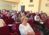 Встреча сучастниками Царских вечеров (Самарская область)