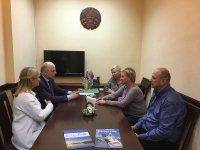 На Смоленщине побывала творческая делегация из города Гомель
