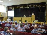 В Управлении Росгвардии по Смоленской области прошел учебно-методический сбор