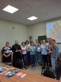 Встреча-дискуссиясбудущими психологами (Челябинская область)