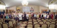 В рамках Митрофановских церковно-исторических чтений 7 декабря работала секция, организованная Женсоветом Воронежской митрополии
