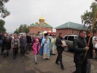 21 сентября — Престольный праздник храма с. Полдомасово