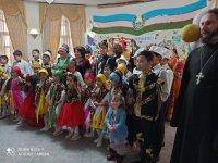 Волонтёрская помощь вУзбекистане