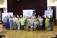 В Доме дружбы народов Тольятти состоялся праздник Дня семьи, супружеской любви и верности