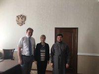 Состоялась рабочая встреча в Смоленском государственном университете