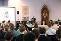 Союз православных женщин принял участие в Церковно-научной конференции «У истоков отечественного просвещения»