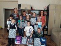 Акция «Помоги собраться в школу» в Ульяновской области