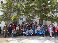Субботник в Детском епархиальном образовательном центре (Самарская область)