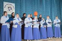 Гуманитарная помощь передана в Рамонский дом-интернат для престарелых и инвалидов
