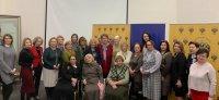 Состоялось расширенное заседание правления Союза православных женщин