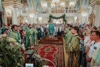 Общегородское празднование дня Святой Троицы (Ульяновская область)