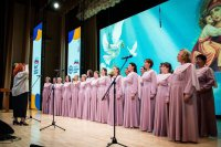 Фестиваль семейных хоров итворческих коллективов