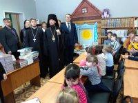 Открытие православного семейного центра «Искорка» (Ульяновская область)
