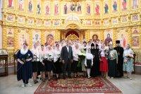 В Спасо-Влахернском женском монастыре отметили День жен-мироносиц