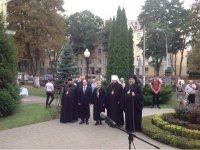 Визит Смоленской делегации в Гомельскую епархию