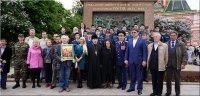 Мемориальная акция памяти великого патриота Отечества, посвященная 400-летию со дня кончины Кузьмы Минина