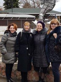 Рабочая поездка представителей МОО «Союз православных женщин» в Крым